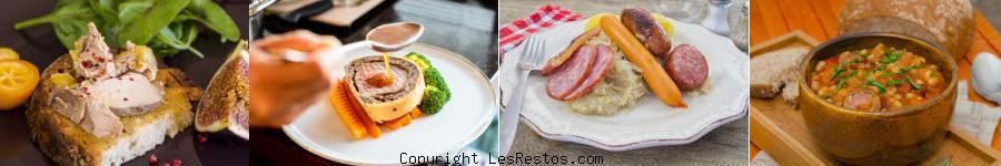 image sélection restaurant cassoulet Paris