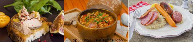 sélection restaurant cassoulet Montpellier