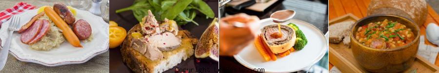 image sélection restaurant foie gras Montpellier
