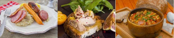 image restaurant foie gras Nantes