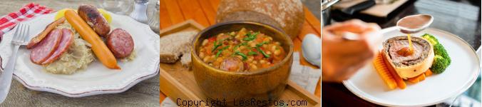 image restaurants blanquette Montpellier