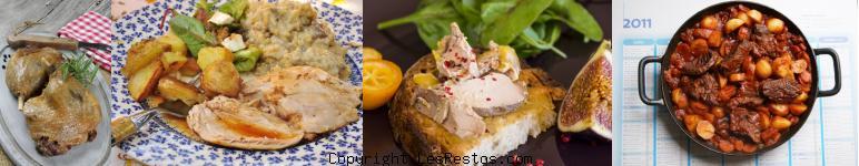 image sélection restaurant cuisine française Paris