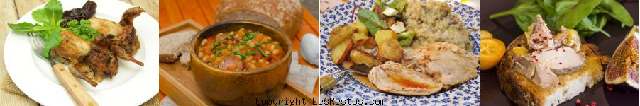 sélection restaurant cuisine française Nantes