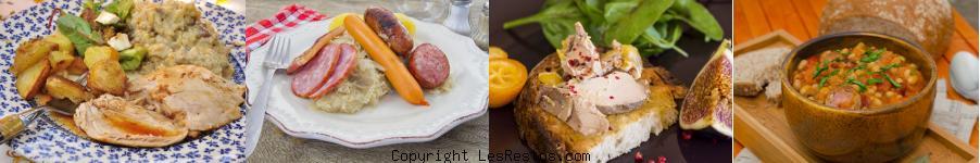 sélection restaurant cuisine française Lyon