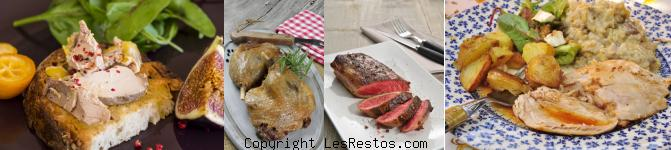 sélection restaurant terroir français Lyon