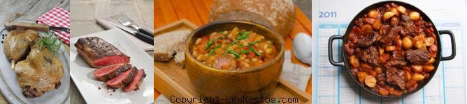 image restaurant cuisine française Paris