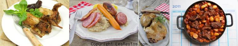 image restaurant cuisine française Marseille