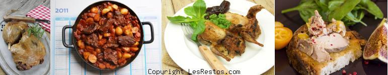 image meilleur restaurant cuisine française Montpellier