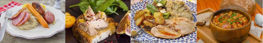 image meilleur restaurant cuisine française Bordeaux