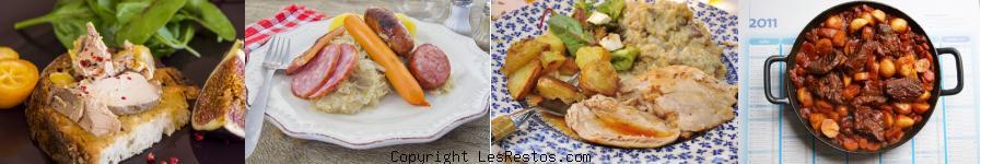 image restaurants de terroir Paris